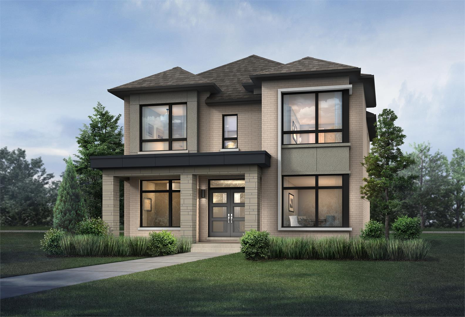 Cornell Rouge Phase 7 Homes