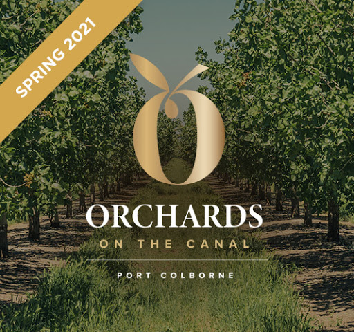 Orchards on the Canal