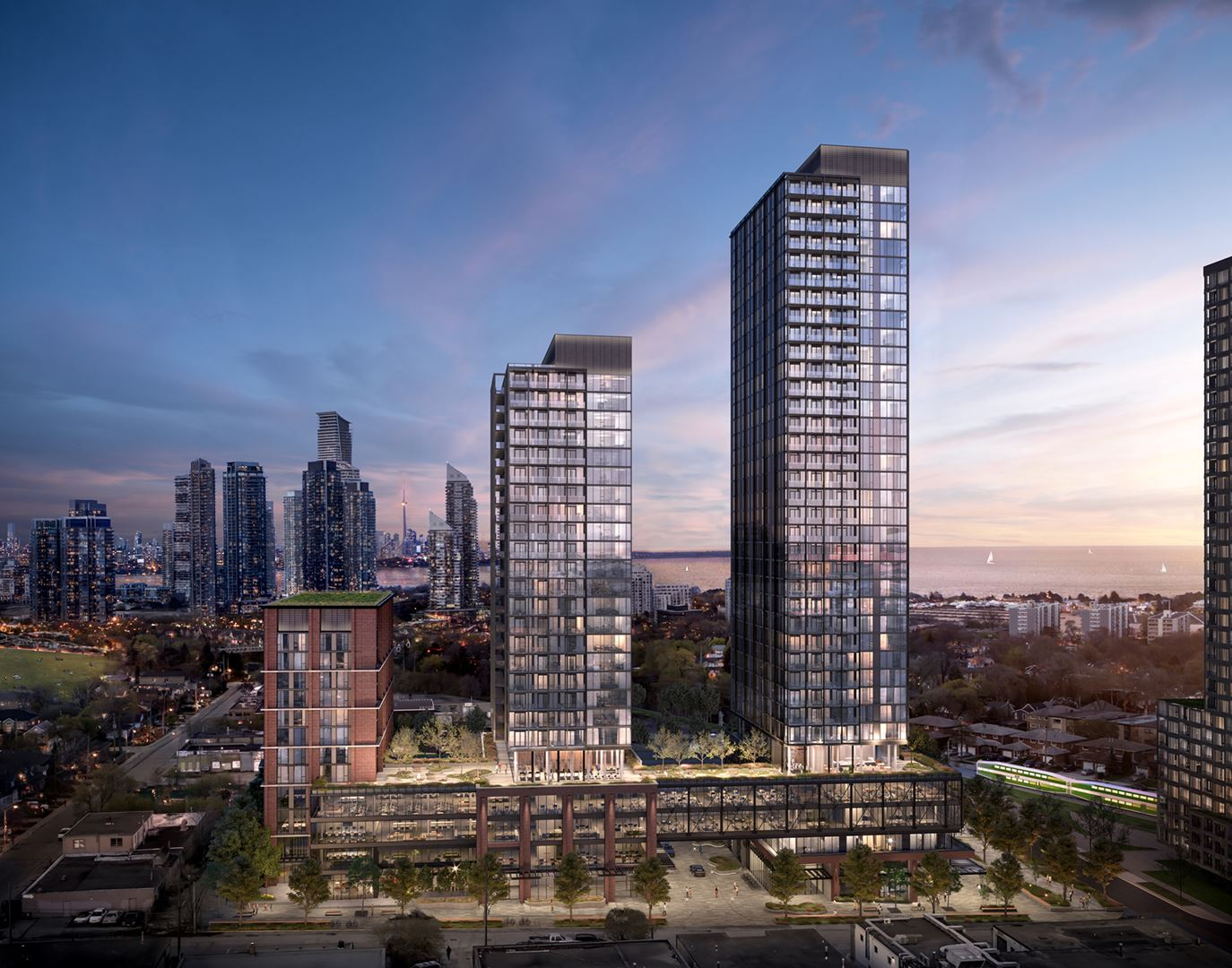 The Buckingham At Grand Central Mimico